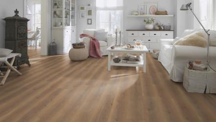 Wineo 500 medium V4 - Smooth Oak Darkbrown