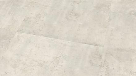 Wineo Bioboden - Purline Stone XL Puro Snow - Fliese Perlenstruktur