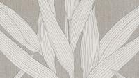 Vinyltapete braun Vintage Blumen & Natur Hygge 233