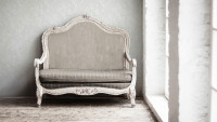 Tapete Di Seta Architects Paper Vintage Ornamente Beige Braun 661