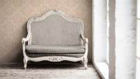 Tapete Di Seta Architects Paper Vintage Ornamente Beige Braun 683