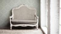 Tapete Di Seta Architects Paper Vintage Ornamente Beige Braun 684