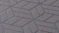 Vinyltapete Metropolitan Stories Lizzy - London Livingwalls Modern Grau Metallic 202