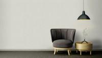 Vinyltapete grau Modern Uni Versace 4 506