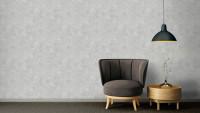 Vinyltapete grau Modern Klassisch Uni Sumatra 705