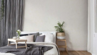 Vinyltapete creme Modern Streifen Blumen & Natur New Life 771