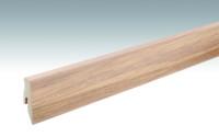 MEISTER Sockelleisten Fußleisten Ahorn 6017 - 2380 x 60 x 20 mm