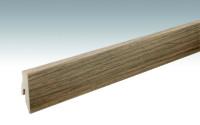MEISTER Sockelleisten Fußleisten Eiche rust cognac  6256 - 2380 x 60 x 20 mm