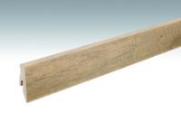 MEISTER Sockelleisten Fußleisten Bootshaus Eiche hell 6259 - 2380 x 60 x 20 mm