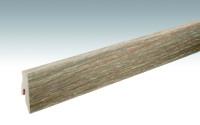 MEISTER Sockelleisten Fußleisten Eiche Dakar 6385 - 2380 x 60 x 20 mm