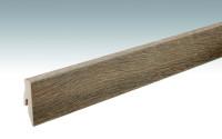 MEISTER Sockelleisten Fußleisten Eiche Muscat 6416 - 2380 x 60 x 20 mm