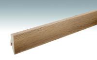 MEISTER Sockelleisten Fußleisten Eiche Bargello 6423 - 2380 x 60 x 20 mm