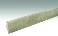 MEISTER Sockelleisten Fußleisten Panopolis 6684 - 2380 x 60 x 20 mm
