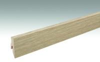 MEISTER Sockelleisten Fußleisten Farmeiche hell 6831 - 2380 x 60 x 20 mm