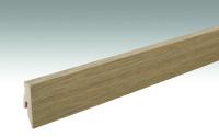 MEISTER Sockelleisten Fußleisten Bauerneiche Nature 6832 - 2380 x 60 x 20 mm