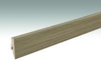 MEISTER Sockelleisten Fußleisten Vintage walnut 6845 - 2380 x 60 x 20 mm
