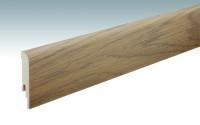 MEISTER Sockelleisten Fußleisten Eiche Chianti 6392 - 2380 x 80 x 16 mm