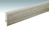 MEISTER Sockelleisten Fußleisten Eiche Casablanca 6414 - 2380 x 80 x 16 mm