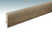 MEISTER Sockelleisten Fußleisten Eiche Muscat 6416 - 2380 x 80 x 16 mm