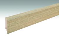 MEISTER Sockelleisten Fußleisten Farmeiche hell 6831 - 2380 x 80 x 16 mm