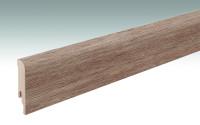 MEISTER Sockelleisten Fußleisten Eiche karamell  6953 - 2380 x 80 x 16 mm