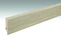 MEISTER Sockelleisten Fußleisten Desert Oak 6998 - 2380 x 80 x 16 mm