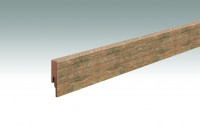 MEISTER Sockelleisten Fußleisten Cabin Board 6991 - 2380 x 60 x 16 mm