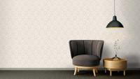 Papiertapete beige Retro Klassisch Ornamente Styleguide Klassisch 2021 034
