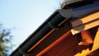 Kunststoff-Dachrundrinne 404Ax Anthrazit 1 FR