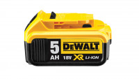 DeWalt 18V 5Ah XR Li-Ion Akku