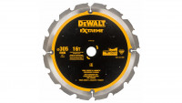 DeWalt Diamant Kreissägeblatt PCD 305mm 16 Zähne - 30mm Aufnahme