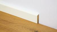 planeo Sockelleiste Modern weiß 18 x 50mm