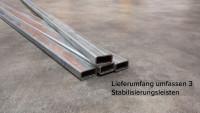 planeo FUN - Stabilisierung-Set für das Fun WPC-Zaunelement