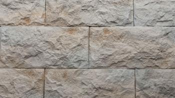 planeo StoneWall Solid - Euroc Grau-Blau