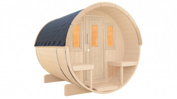 planeo Saunafass Basic 250