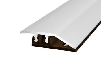 Prinz Anpassungsprofil Profi-Design 100 cm Aluminium Silber