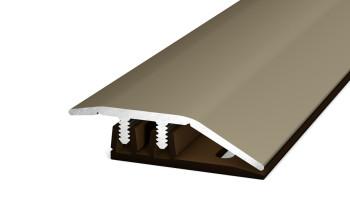 Prinz Anpassungsprofil Profi-Design Edelstahl matt 270 cm