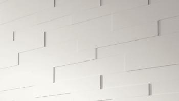 Meister Paneele - Nova SP 300 0,84m Weiß 4038