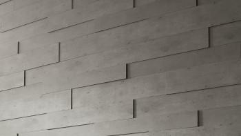 Meister Paneele - Nova SP 300 0,84m Beton 4045
