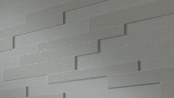 Meister Paneele - Nova SP 300 0,84m Aluminium-Metallic 4080