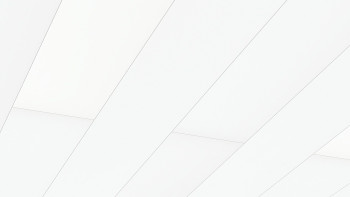 Meister Paneele - Bocado 250 2,05m Weiß Hochglanz