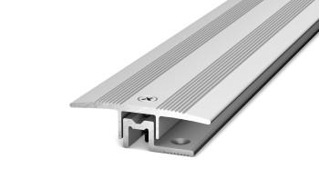 Prinz Übergangsprofil PS 400 PEP silber 100 cm