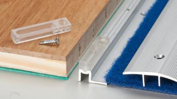 Prinz Erhöhungsblock PS 400 PEP silber für Belagsstärken bis 18mm