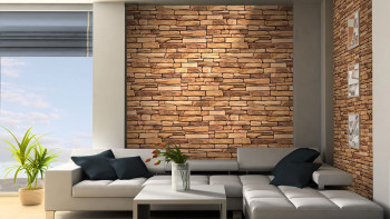 planeo 3D Wall Panels Sandy Shale