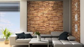 planeo 3D Wall Panels Sandy Shale