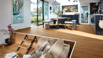 MEISTER Bio-Klick Designboden - MeisterDesign comfort DD600S Golden Oak 6999