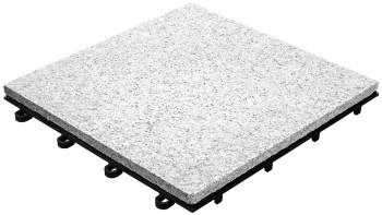 planeo Klickfliese Stone - Granit Vollflächig - 4 Stk - 0.36m²