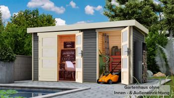 planeo Gartenhaus - Systemhaus Zeeland