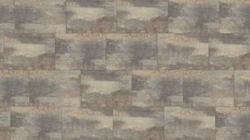 KWG Klick-Vinyl - Antigua Stone Hydrotec Schiefer grigio gefast