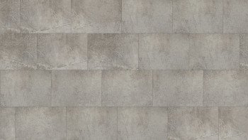 KWG Klick-Vinyl - Antigua Stone Hydrotec Dolomit grey gefast
